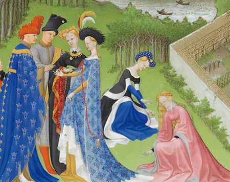 Die Très Riches Heures des Herzogs von Berry