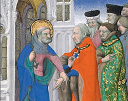 The Grandes Heures of the Duke of Berry